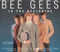 Cover Bee Gees - In The Beginning [3 CD]